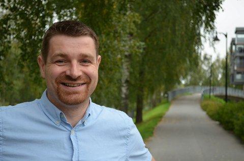 PROVOSERT: Listetopp for Hedmark Venstre Ole Frode Mikkelsgård er provosert over regjeringens budsjettforslag. (Foto: Bjørn-Frode Løvlund)