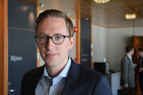 FRIST: – Vi bør sette en foreldelsesfrisk for å kunne frata norske borgere statsborgerskapet, sier Høyres førstekandidat i Hedmark, Kristian Tonning Riise
