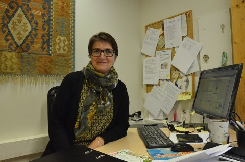 FRIVILLIGHET: Ester Borg Rasmussen på Trysil frivillighetssentral ønsker tips om personer som bruker fritiden sin til å hjelpe andre.