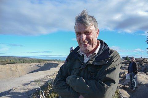 TIL OSLO: Varaordfører Arnfinn Uthus (Sp) vil bruke vinteren på å overbevise storting og regjering om at det må bygges ringveg i Elverum, i strid med vegvesenets anbefalinger.