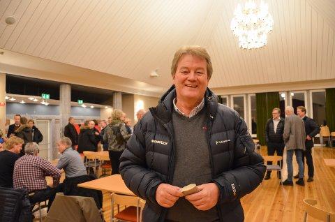 FORNUFTEN: – Jeg håper på fornuften og Alternativ 2, sier sjefen i Skistar Bo Halvardsson etter møtet for alternativ 2 i Festsalen i Elvarheim mandag kveld.
