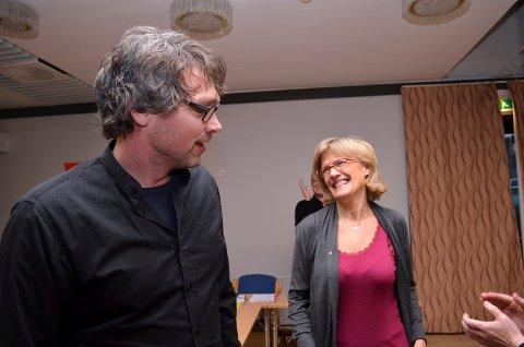 KLAR FOR INNSATS: Eks Tynset-ordfører Bersvend Salbu har sagt ja til å stå på andreplass på SVs stortingsliste for å sikre gjenvalg for Karin Andersen.