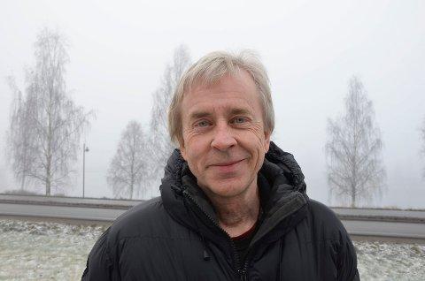 LEDER: Prosjektleder Jørn Kleiven, Statens vegvesen.