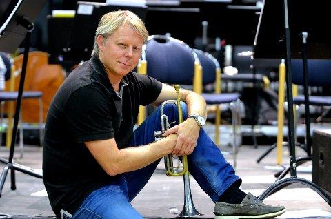 NOEN FIE-KONSERTER LIKEVEL: Ole Edvard Antonsen og Festspillene har fem arrangement i august.