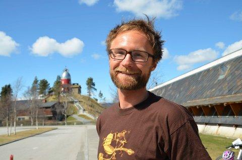 UFORSTÅELIG: Daglig leder Audun Jøstensen Lutnæs ved Aukrustsenteret reagerer på lagmannsrettens dom.