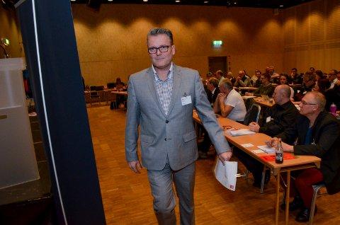 NYPERIODE: Johan Aas foreslås gjenvalgt som fylkesleder i Hedmark Frp Foto: Rune Hagen