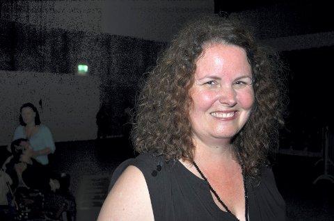 HAR TAKKET JA: Sylvia Brustad har sagt ja til å bli nestleder i Hamar Ap. (Foto: Bjørn-Frode Løvlund)