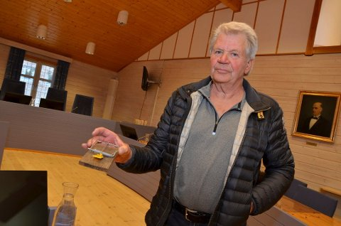 Henry Aaseth ble dømt til å betale 10.000 kroner i bot. (Arkivfoto: Rune Hagen)