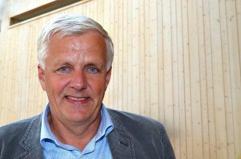 IKKE OFFENTLIG ENNÅ: Styreleder Axel Krogvig i Anno museum vil foreløpig ikke gå ut med hvem som er tilbudt jobben som ny administrerende direktør.