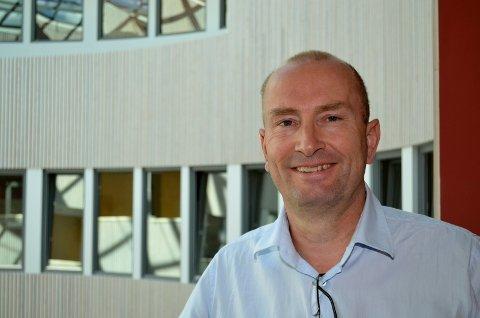 FRA HØGSKOLEN TIL ANNO MUSEUM: Sven Inge Sunde er tilsatt som administrerende direktør i Anno museum.