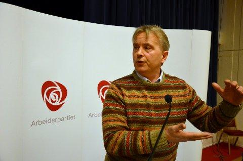 GIR SEG: Knut Storberget går av som Hedmark Ap-leder i mars. (Foto: Rune Hagen)
