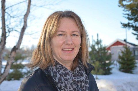 LAGT MERKE TIL: Ordfører Merete Myhre Moen synes det er morsomt at Tynset kommune er nominert til Bosettingsprisen 2016.