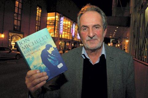 BOKSUKSESS: Sjøens helt er forfatter Jon Michelets suksess. Nå blir første del teater.