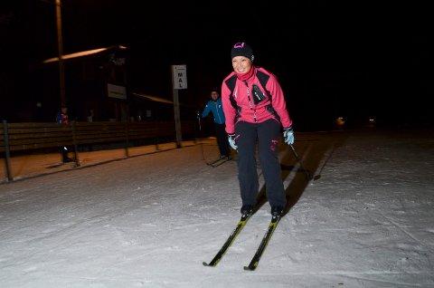 KOM I MÅL: Thu Lieu fra Elverum er klar for ny Birken etter en tung debut.