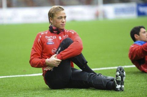 KLAR FOR MOLDE: Martin Skjelbreid Ellingsen forlater KIL etter sesongen og blir eliteseriespiller.
