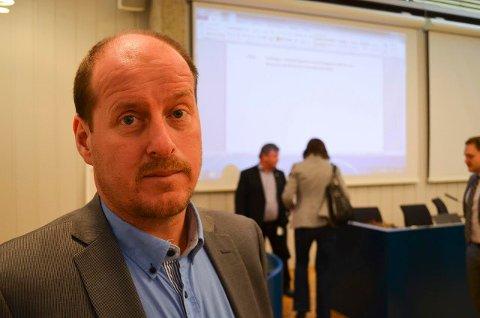 NY NESTLEDER: Thomas Breen er innstilt som ny nestleder i Hedmark Ap. (Foto: Bjørn-Frode Løvlund)