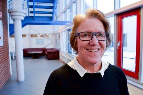 MILLIONLØNN: Administrerende direktør Alice Beathe Andersgaard i Sykehuset Innlandet tjener 1,7 millioner kroner i året. (Foto: Bjørn-Frode Løvlund)