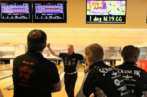 GULL IGJEN: Gjermund Mathiesen tok sitt tredje eliteserieklubb da Solør BK knuste Briskebyen søndag.