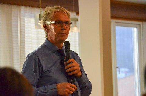KUNNE IKKE SKRIVE UNDER: Erik Sletten (Sp) sier at han ikke kunne skrive under brevet fra Hedmark-ordførerne til statsministeren.