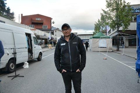 OPPSUMMERER: Tore Hagen TheEvent