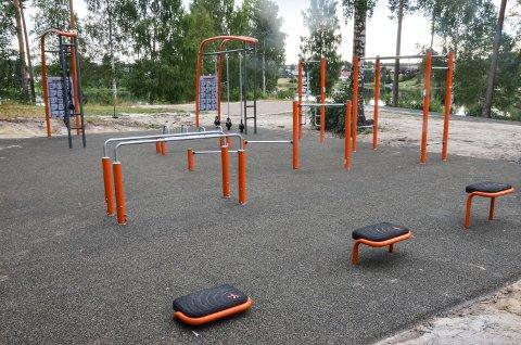Tufteparken ved Sagtjernet er ett av flere anlegg som blir tildelt midler.