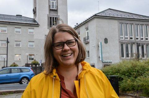 GODE VALG: Kommunene må legge til rette for at innbyggerne kan gjøre gode klimavalg, sier nytilsatt prosjektleder for Energi og klima i Sør-Østerdal, Ane Christensen Tange.