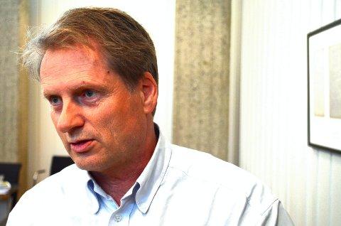 LISTETOPP: Erik Ringnes blir Innlandet Venstres toppkandidat når fylkestinget i den nye Innlandet fylkeskommune skal velges neste høst.