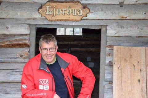 ARRANGEMENTSLEDER: Morten Gustu er leder i arrangementskomiteen for VM og EM i fluefiske i Stor-Elvdal og Rendalen i juli neste år.