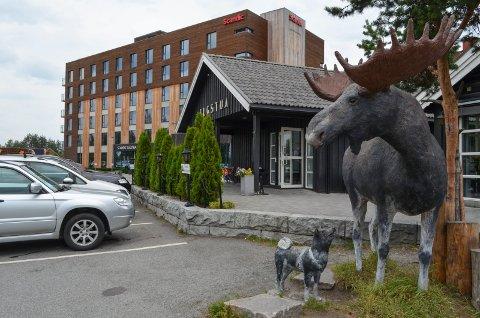 HEDMARKS BESTE: Her får du Hedmarks beste hotellfrokost. For sjette år på rad.
