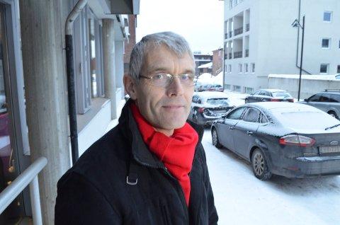 TOPPKANDIDAT: Trond Rønning fra Elverum var Bønnelistas toppkandidat ved kirkevalget i Hamar bispedømme.