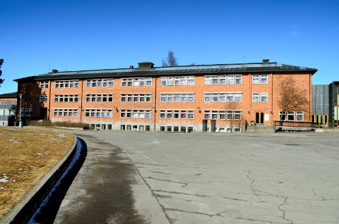 Elverum ungdomsskole Fot: Cathrine Loraas Møystad