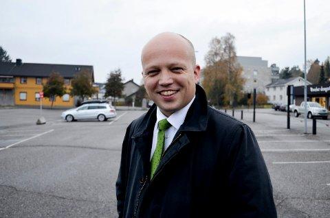 VIKTIG: Trygve Slagsvold Vedum (Sp) mener et er svært viktig å beholde Hedmark som eget valgdistrikt. Nå går valglovutvalget inn for nettopp det.