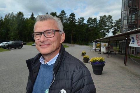 KRITISK: Roger Granum (V) er kritisk til at offentlig ansatte får trene i arbeidstiden.