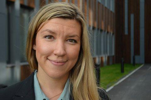 ARBEIDS- OG SOSIALKOMITEEN: Anna Molberg (H) fra Hamar sitter i Stortingets arbeids- og sosialkomité.