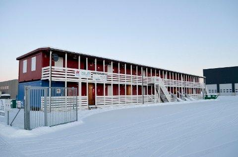 SKAL FJERNES Roar Wilhelmsen AS opplyser at brakkeriggen på Grindalsmoen snart blir fjernet.