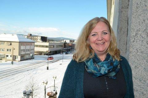 FORUNDRET: Ordfører Lillian Skjærvik (Ap) i Elverum er forundret over uttalelser styrelederen i Sykehuset Innlandet kom med før høringsfristen om sykehusstrukturen gikk ut.