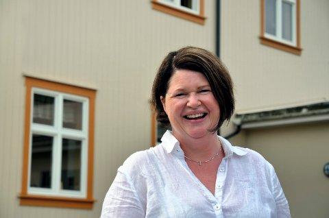 NY REKTOR: Audhild Køhl er ny rektor på Lillemoen skole fra høsten av. Hun overtar stillingen etter Ellen Rismyr – som har fått jobb som avdelingsleder på Hamar katedralskole.