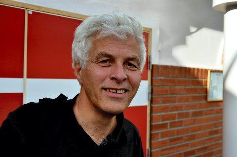 PENSJONIST: Sykehuset Innlandets tidligere divisjonsdirektør for divisjon Elverum-Hamar Øyvind Graadal er nå pensjonist.