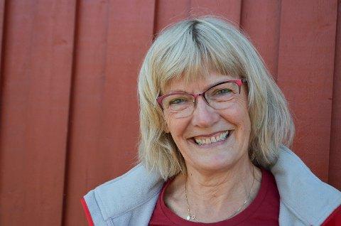 STØTTER PARTILEDELSEN: Karin Andersen (SV) støtter partiledelsens beslutning om å bryte regjeringssonderingene med Ap og Sp.