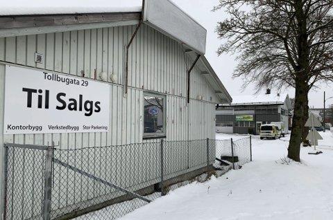 IKKE RETT FRAM: Kommunen har opplyst Asian Food Import om at det kreves ny regulering eller dispensasjon for å drive matbutikk i Tollbugata 29.