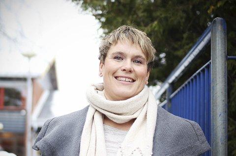 Unaturlig stor: Leder i Rakkestad Senterparti, Karoline Fjeldstad, mener den nye regionen blir unaturlig stor uten identitet eller funksjonalitet i form av felles bo- og arbeidsmarked.