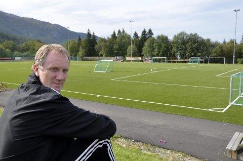 Ketil Olsen Teigen har vært sportslig leder i Åga IL i flere år og hatt verv siden 1999. Nå takker han for seg.