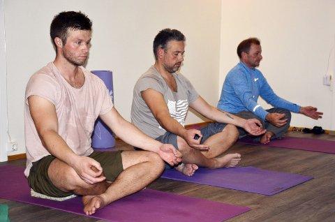 Pust: – Pusten roer blant annet sinnet mot en meditativ tilstand, øker fokuset og konsentrasjonsevnen. Den stimulerer blodsirkulasjonen, renser luftveien og styrker hjertet, forteller Biret.