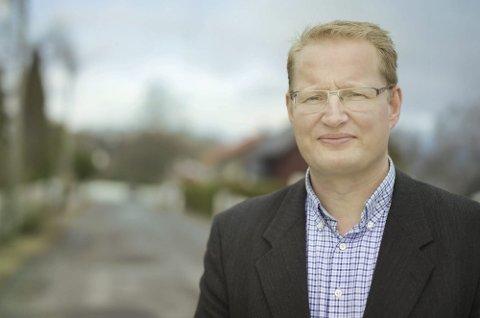 Carsten Pihl i Norges Eiendomsmeglerforbund (NEF).