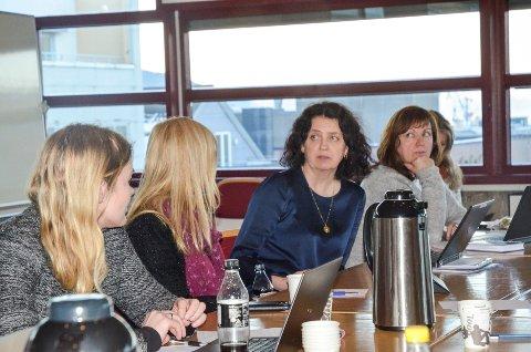 Kommunaldirektør for utdanning og oppvekst Lillian Nærem, utvalg for utdanning og oppvekst