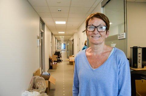 Randi Erlandsen er nylig ansatt som prosessleder for omstilling i Hemnes kommune.