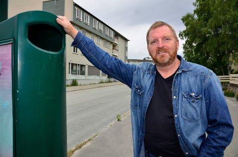 NY HAF-SJEF: Knut Hatlen (58) starter 1.august i jobben som ny daglig leder i Helgeland Avfallsforedling (HAF).