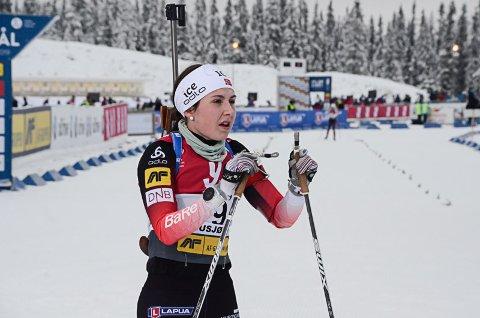 Marthe Kråkstad Johansen leverte en grei sesongstart. Det kan gi henne IBU-start.