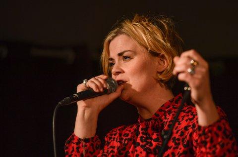 Ida Maria: Hadde et variert repertoar på konserten hun holdt på Bakeribyggfestivalen 2019.