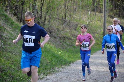 Den siste Celsastafetten som foregikk på normalt vis var i 2019. I løpet av 14 dager i juni kan folk delta på årets løp.